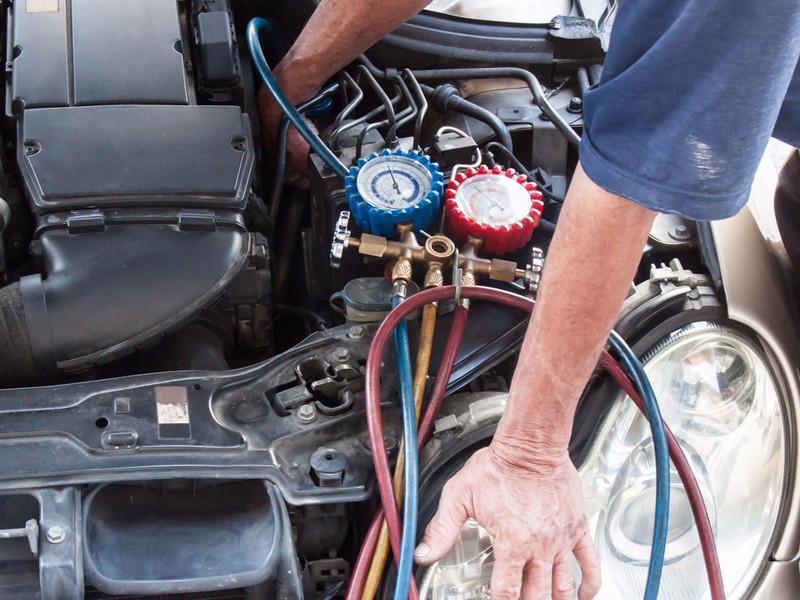 Recharge climatisation et nettoyage infos devis rdv en for Rdv en ligne garage