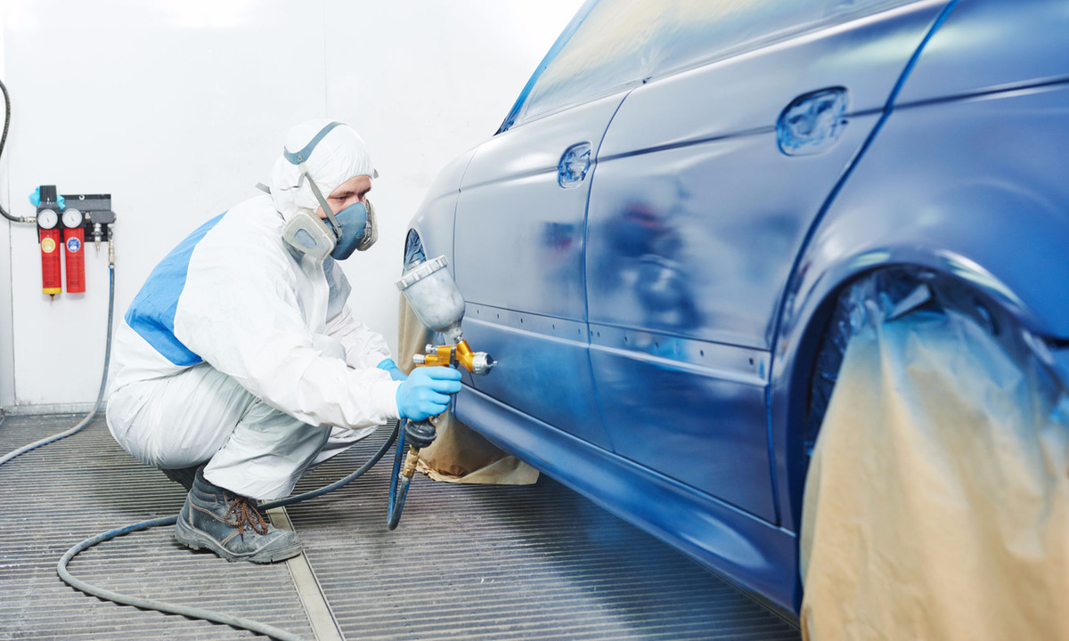 Peinture Carrosserie Auto Nissan Patrol Gr 30 Di Diesel