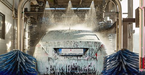 Lavage Auto Automatique