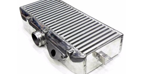 Remplacement Intercooler