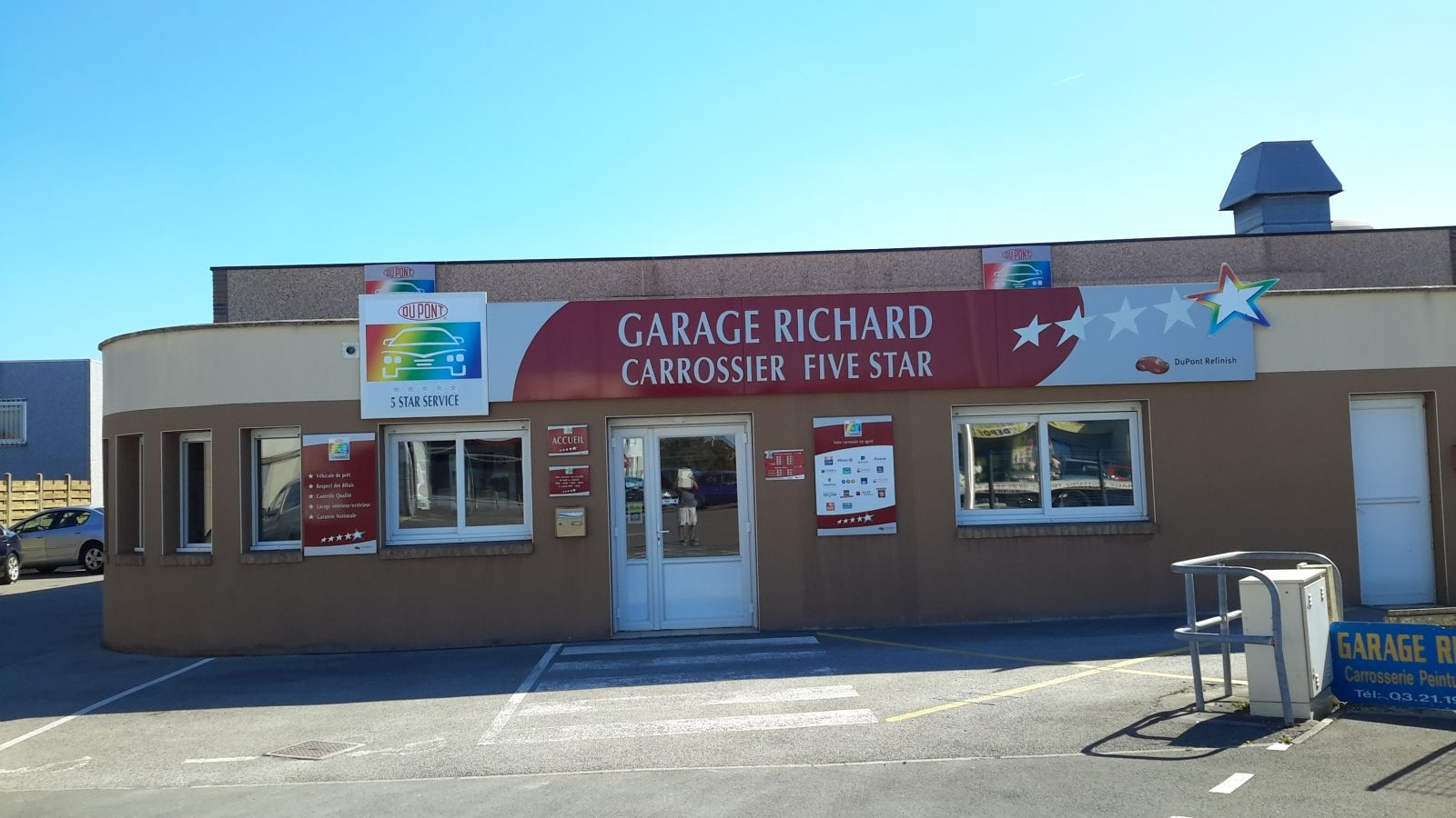 Garage Richard Coquelles