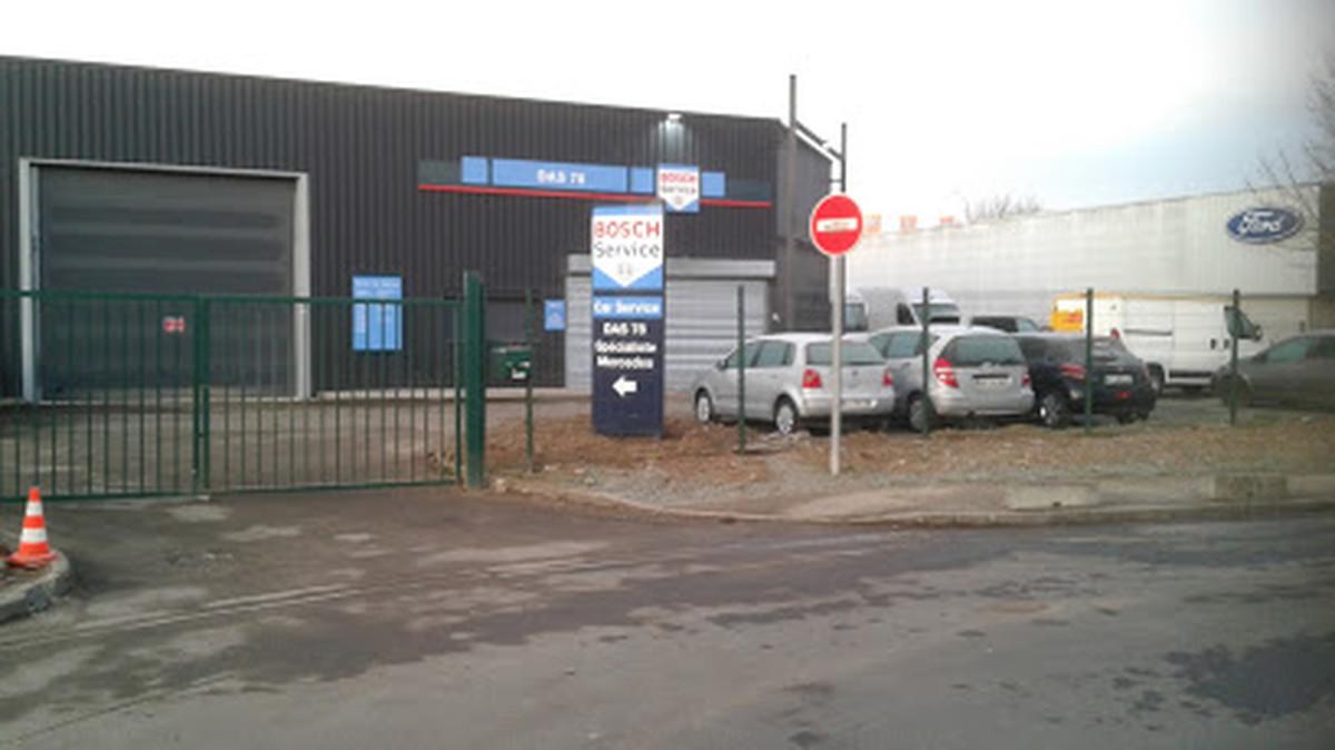 Garage das 78 maurepas 78310 for Garage a domicile 78